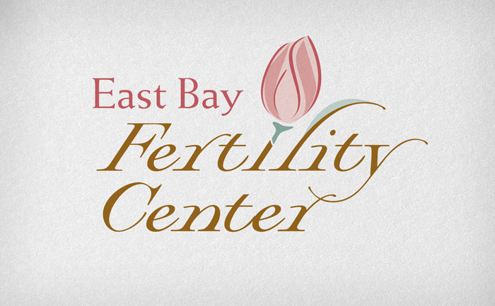 Logo design for East Bay Fertility